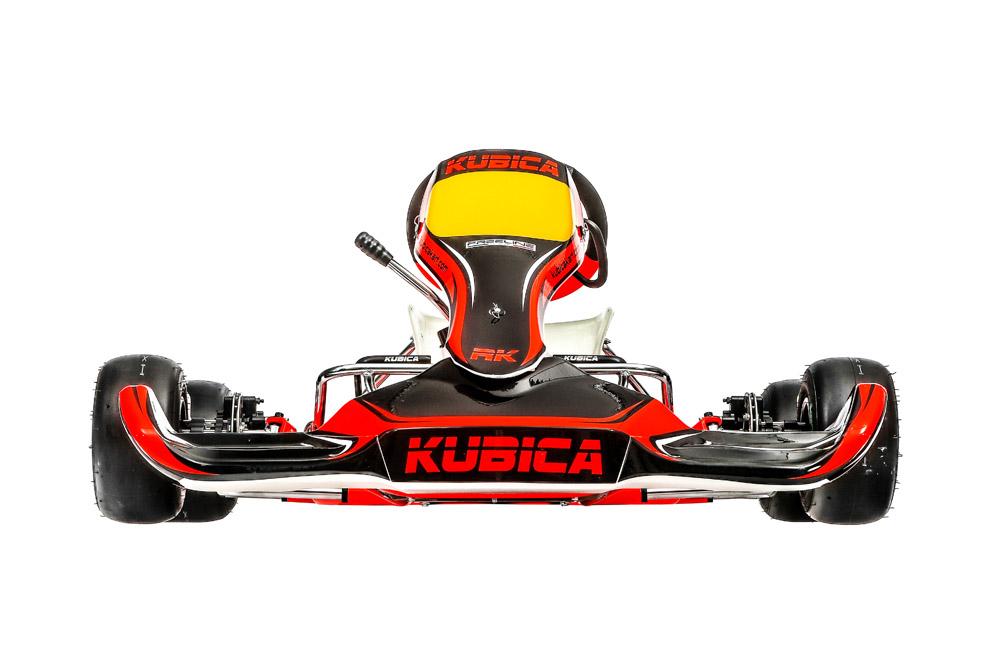 Robert Kubica Kart Line